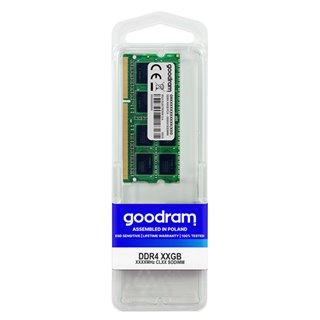 GOODRAM Μνήμη DDR4 SODIMM, 16GB, 2666MHz, PC4-21300, CL19