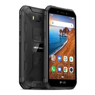 "ULEFONE Smartphone Armor X6, IP68/IP69K, 5"", 2/16GB, Quad-core, μαύρο"