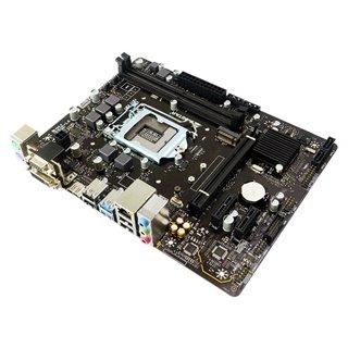 BIOSTAR Μητρική H310MHD, 2x DDR4, s1151, USB 3.1, HDMI, mATX, Ver. 6.0