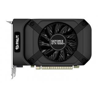 PALIT VGA GeForce GTX 1050Ti StormX, GDDR5 4096MB, 128bit, DVI/HDMI/DP