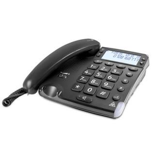 DORO Magna 4000 σταθερό τηλέφωνο, +60dB φωνή, +90dB κουδούνι