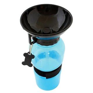 Δοχείο νερού για κατοικίδια AG604A, 0.5l, μπλε