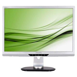 """PHILIPS used οθόνη 220P2 LCD, 22"""" 1680x1050p, VGA/DVI-D, με ηχεία, SQ"""