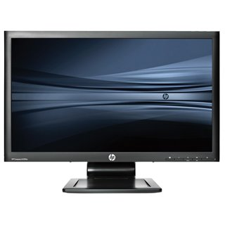 "HP used LED οθόνη LA2306X, 23"" Full HD, VGA/DVI-D/Display port, FQ"