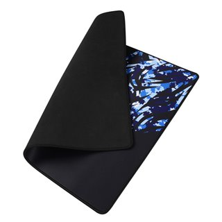 SADES Gaming Mouse Pad Hailstorm, rubber base, 450 x 400mm