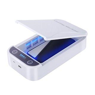 Αποστειρωτής υπεριώδους ακτινοβολίας UV TOOL-0022, φορητός, λευκός