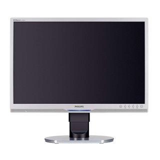 """PHILIPS used Οθόνη 220BW LCD, 22"""" 1680 x 1050, VGA/DVI-D, MU, SQ"""