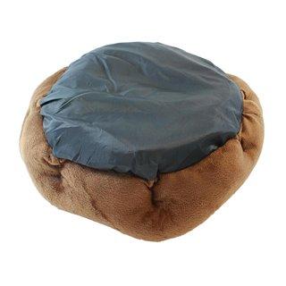 Κρεβάτι για κατοικίδιο AG602C, 32 x 38, καφέ