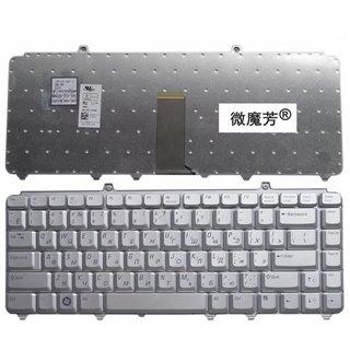 Πληκτρολόγιο για Dell 1545 1420 1520 M1330 M1530 US, Ασημί