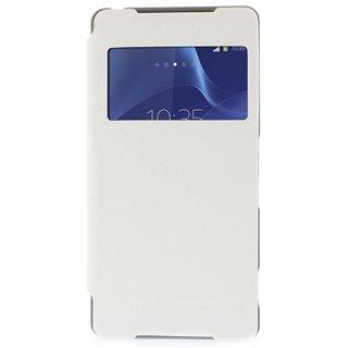 MERCURY Θήκη WOW Bumper για iPhone 4s, White