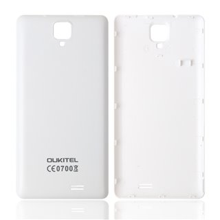 OUKITEL Battery Cover για Smartphone K4000 Pro, White