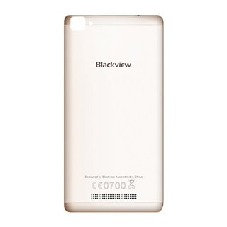 BLACKVIEW Battery Cover για Smartphone A8 Max, Gold