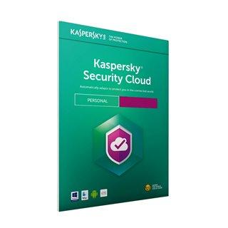 KASPERSKY Security Cloud, 5 συσκευές, 1 χρήστης, 1 έτος, English