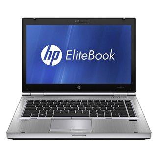 "HP Laptop 8470p, i5-3320M, 4/250GB HDD, 14"", Cam, DVD-RW, REF FQC"