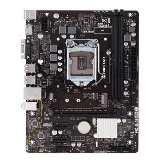 BIOSTAR Μητρική H410MH, 2x DDR4, s1200, USB 3.2, HDMI, uATX, Ver. 6.0