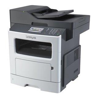 LEXMARK used MFP Printer MX510DE, Laser, Mono, με toner & drum