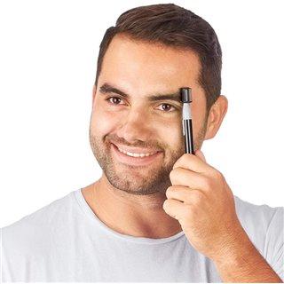 WELLYS φορητό trimmer για γένια και μαλλιά 041533, μαύρο