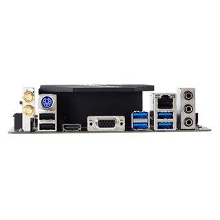BIOSTAR Μητρική Z490GTN, 2x DDR4, s1200, USB 3.2, HDMI, Mini ITX