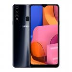 """ΚΙΝΗΤΟ SAMSUNG GALAXY A20s SM-A207F 6.5"""" 4G 32GB/3GB DUAL SIM BLACK GR"""