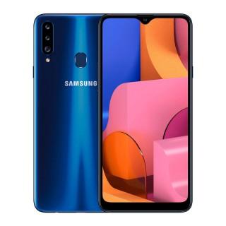 """ΚΙΝΗΤΟ SAMSUNG GALAXY A20s SM-A207F 6.5"""" 4G 32GB/3GB DUAL SIM BLUE GR"""