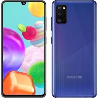 """ΚΙΝΗΤΟ SAMSUNG GALAXY A41 SM-A415F 6.1"""" 4G 64GB/4GB DUAL SIM BLUE GR"""