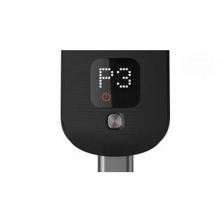 Επιδαπέδιο θερμαντικό με τηλεκοντρόλ Luxeva PRO-FR 2500W BLACK