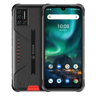 "UMIDIGI smartphone Bison, IP68/IP69K, 6.3"" FHD+, 6/128GB, 48MP, μαύρο"