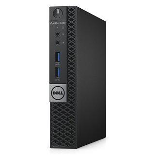 DELL PC 3040 MFF, i5-6600T, 8GB, 256GB SSD, REF SQR