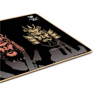 AULA gaming mousepad MP-WFFM, 70x30x0.2cm, μαύρο