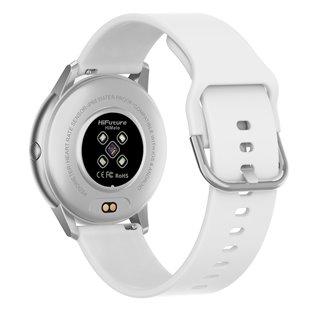 "HIFUTURE smartwatch HiMATE, 1.4"", IP68, heart rate monitor, λευκό"