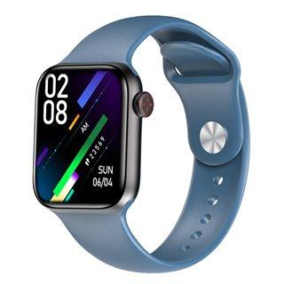 "HIFUTURE smartwatch HiTIME, 1.75"", IP68, heart rate monitor, μπλε"