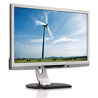 "PHILIPS used οθόνη 221P3LPYES LED, 21.5"" Full HD, VGA/DVI-D/DP, SQ"