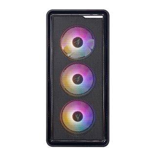 ZALMAN PC case M3 Plus RGB mid tower, 407x210x457mm, 4x RGB fan