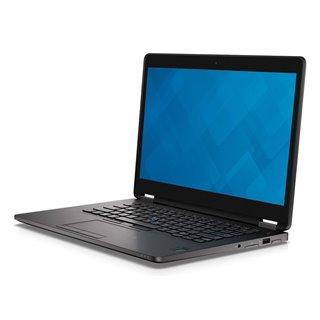 "DELL Laptop NB E7470, I5-6300U, 8GB, 180GB SSD, 14"", Cam, Win 10 Pro, FR"
