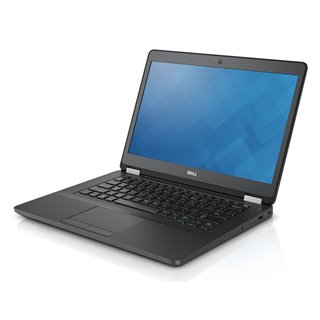 "DELL Laptop NB E5480, i5-6300U, 8GB, 500GB HDD, 14"", Cam, Win 10 Pro, FR"