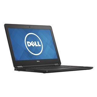 """DELL Laptop NB E7270, i5-6300U, 8GB, 256GB SSD, 12.5"""", Win 10 Pro, FR"""