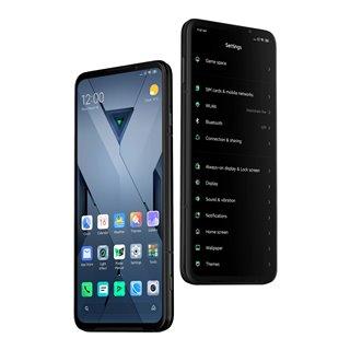 "BLACK SHARK 3 Xiaomi Ecosystem Smartphone, 6.67"", 8/128GB, SD 865, μαύρο"