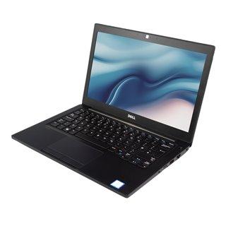 "DELL Laptop 7280, i5-6300U, 8GB, 256GB M.2, 12.5"", Cam, REF SQ"
