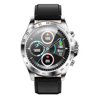 "HIFUTURE smartwatch HiGEAR, 1.3"", IP68, heart rate monitor, μαύρο"