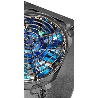 POWERTECH τροφοδοτικό για PC PT-905, μπλε LED fan, 500W