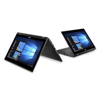 """DELL Laptop 5289 2-in-1, i7-7600U, 16GB, 256GB M.2, 12.5"""", Cam, REF FQC"""