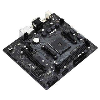 ASROCK μητρική A520M-HDV, 2x DDR4, AM4, USB 3.2, mATX
