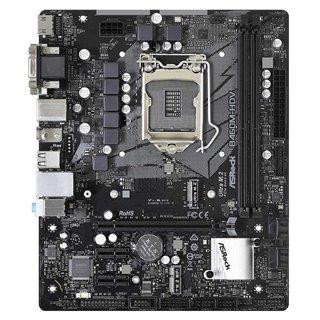 ASROCK μητρική B460M-HDV, 2x DDR4, s1200, USB 3.2, mATX