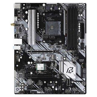 ASROCK μητρική B550 Phantom Gaming 4/ac, 4x DDR4, AM4, USB 3.2, ATX