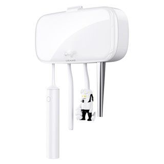USAMS UV αποστειρωτής για 4x οδοντόβουρτσες US-ZB183, λευκός