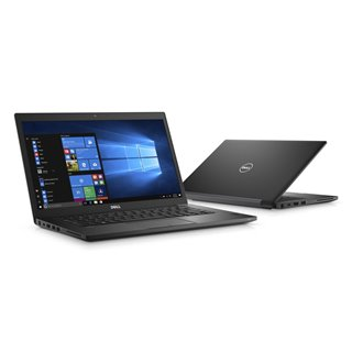 "DELL Laptop 7480, i7-7600U, 8GB, 256GB M.2, 14"", Cam, REF FQC"