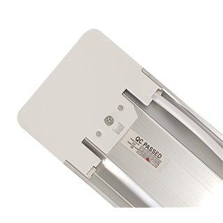 POWERTECH LED φωτιστικό οροφής INSL-0001, 24W, 4000k cool white, λευκό