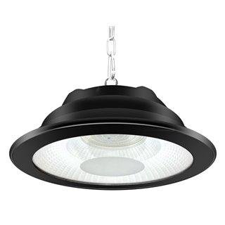 LIPER LED προβολέας LPHB-150D01 150W, 14500lmn, 6500K, IP65, Φ34, μαύρος