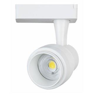 LIPER LED track light LPTRL-15E02, IP20, 15W 4000K, μεταλλικό, λευκό