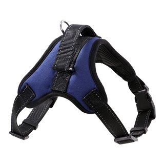 Σαμαράκι σκύλου ANM-0003 Νο L, μπλε